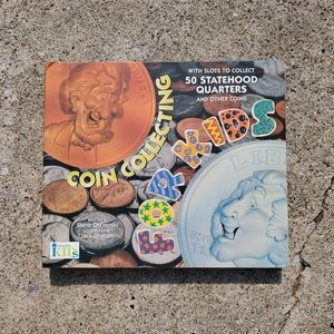 2000 Kid's Coin Collecting Book